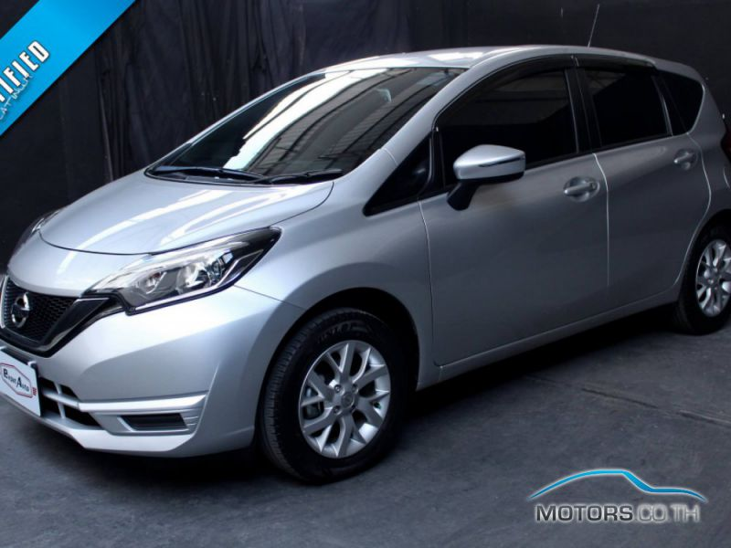 Secondhand NISSAN NOTE (2020)