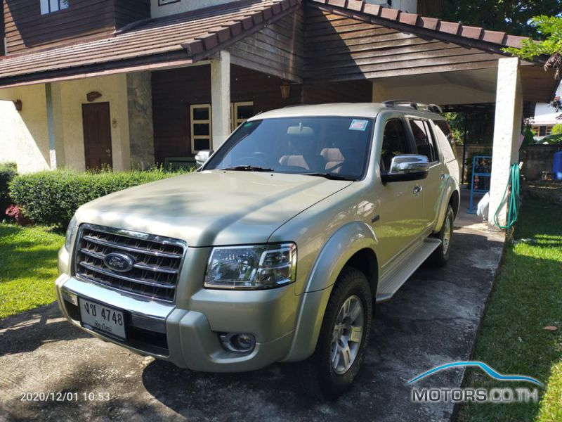 Secondhand FORD EVEREST (2008)