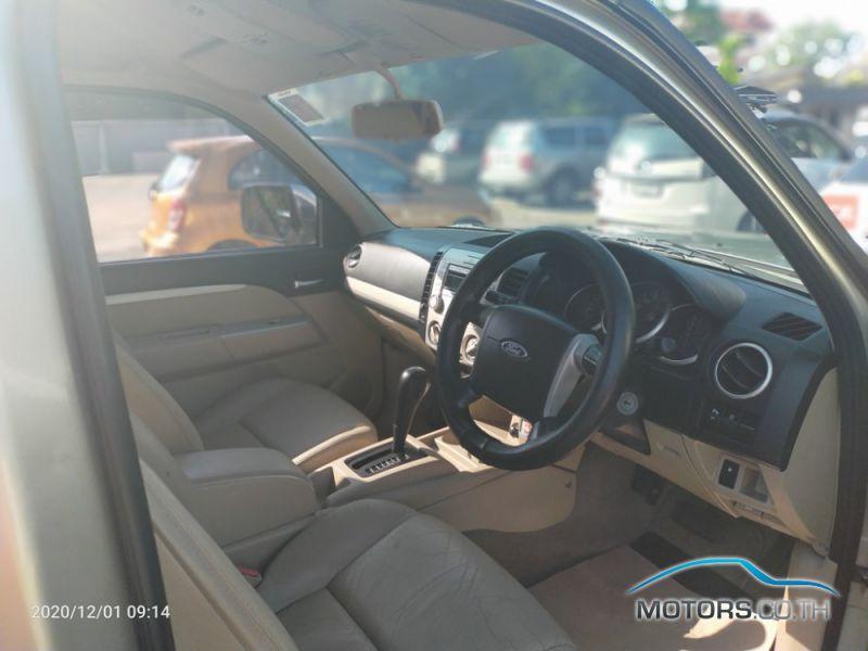 รถใหม่, รถมือสอง FORD EVEREST (2008)