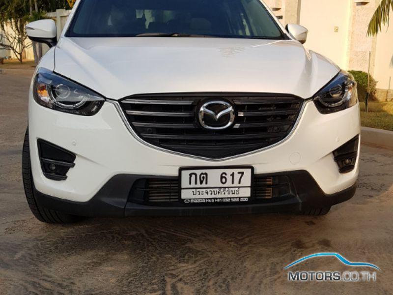 รถใหม่, รถมือสอง MAZDA CX-5 (2016)