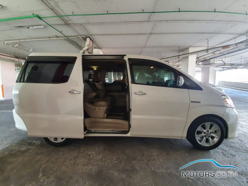 รถใหม่, รถมือสอง TOYOTA ALPHARD (2005)