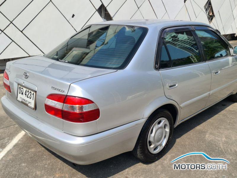 รถใหม่, รถมือสอง TOYOTA COROLLA (1998)