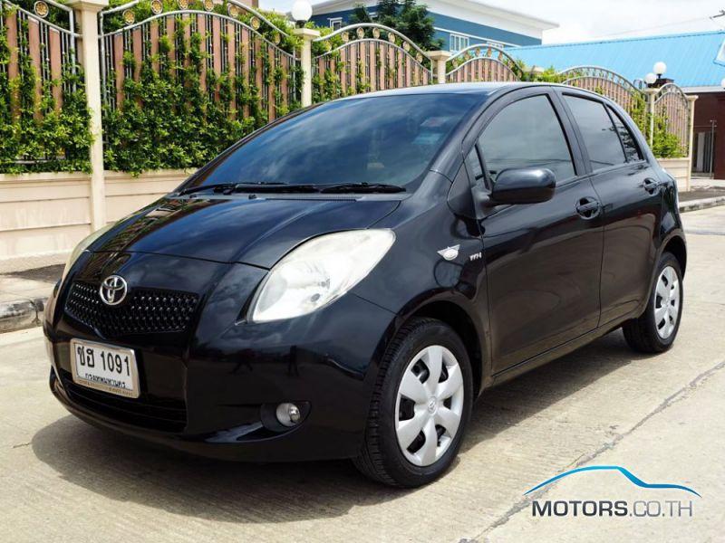รถมือสอง, รถยนต์มือสอง TOYOTA YARIS (2008)