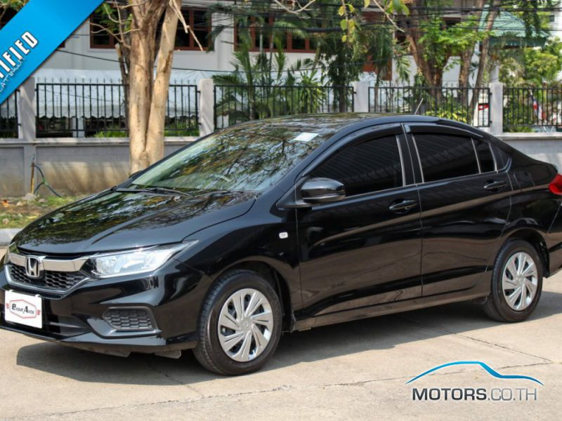 Secondhand HONDA CITY (2019)
