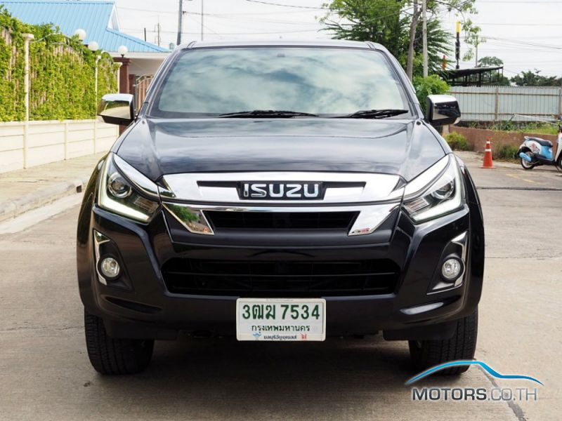 รถใหม่, รถมือสอง ISUZU D-MAX (2018)