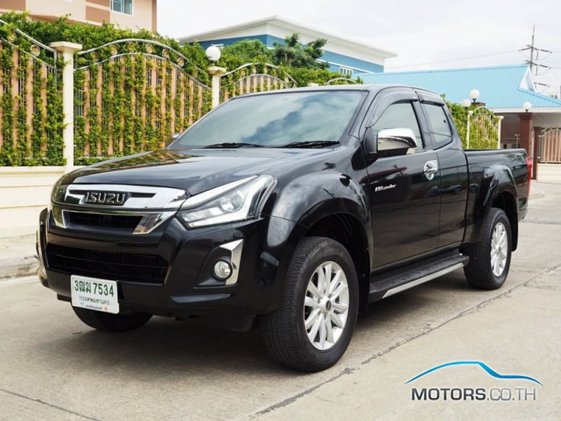 Secondhand ISUZU D-MAX (2018)