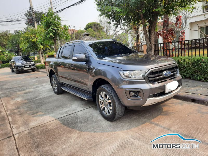 New, Used & Secondhand Cars FORD RANGER (2018)