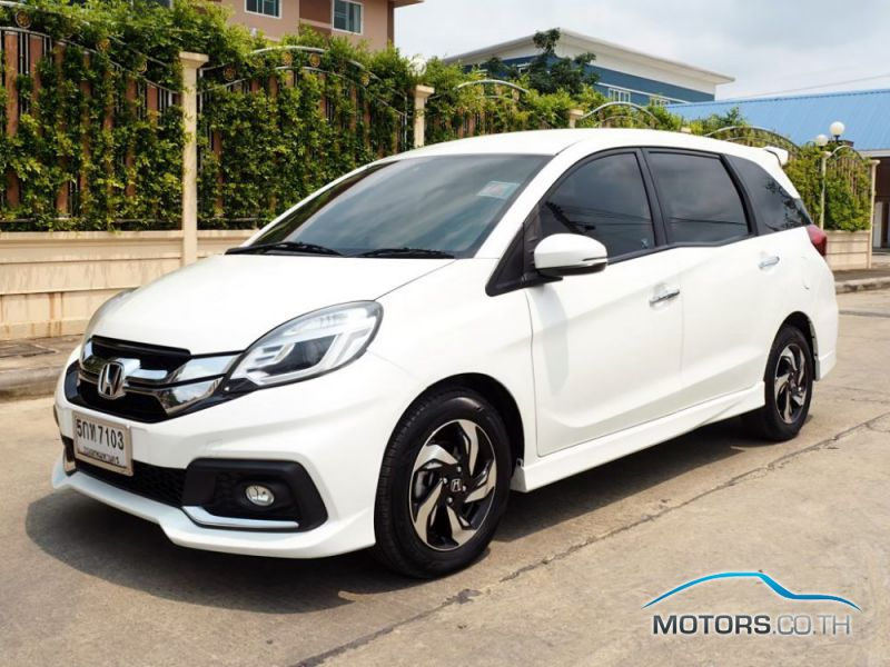 Secondhand HONDA MOBILIO (2016)