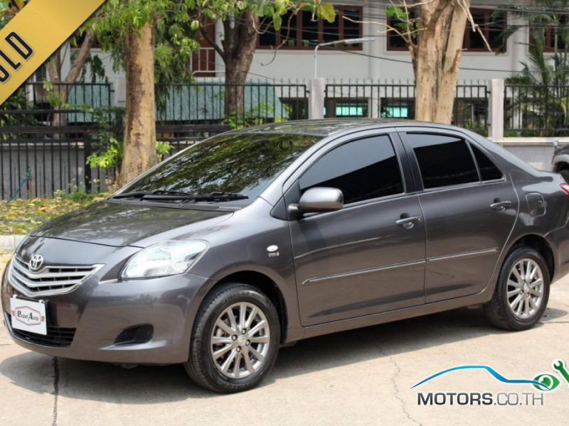 Secondhand TOYOTA VIOS (2013)