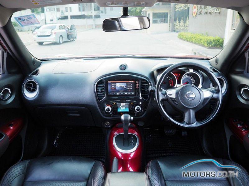 รถใหม่, รถมือสอง NISSAN JUKE (2014)