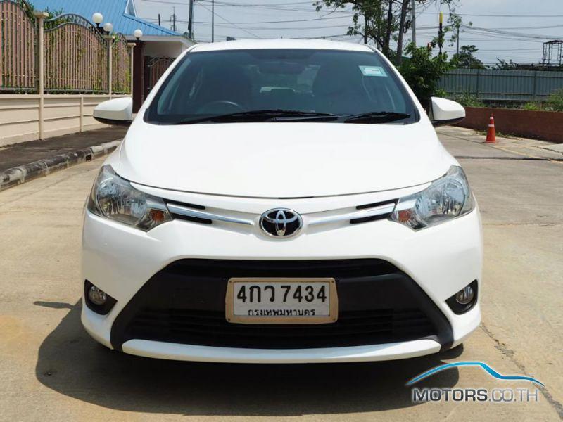 รถใหม่, รถมือสอง TOYOTA VIOS (2015)