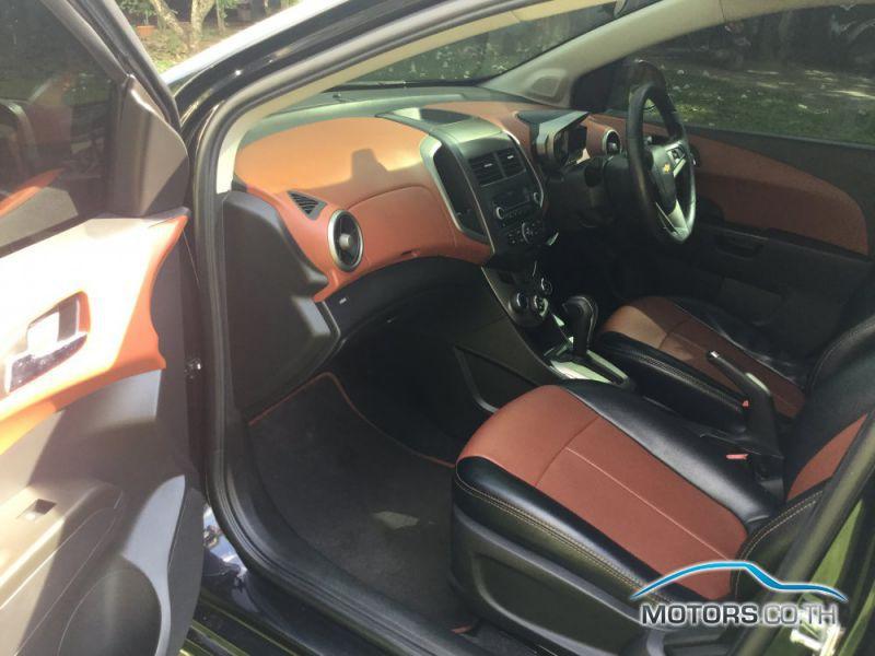 รถใหม่, รถมือสอง CHEVROLET SONIC (2013)