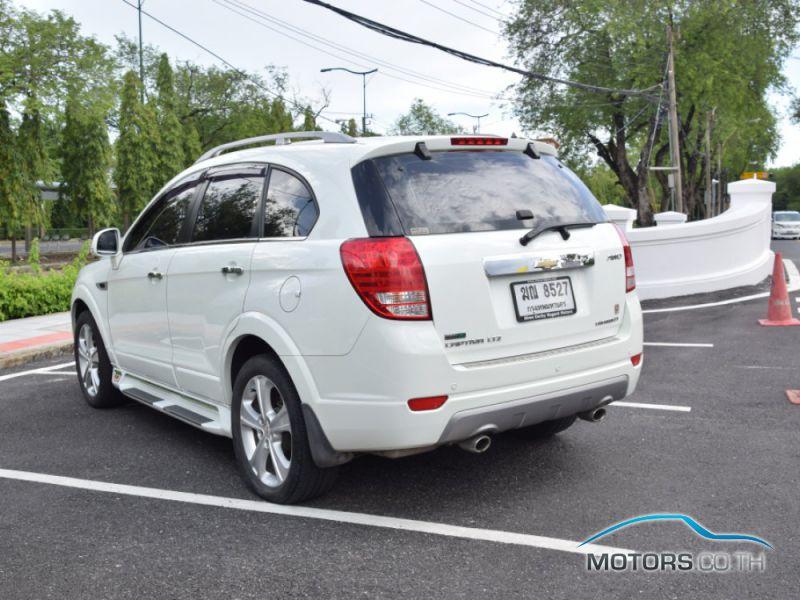 รถใหม่, รถมือสอง CHEVROLET CAPTIVA (2012)