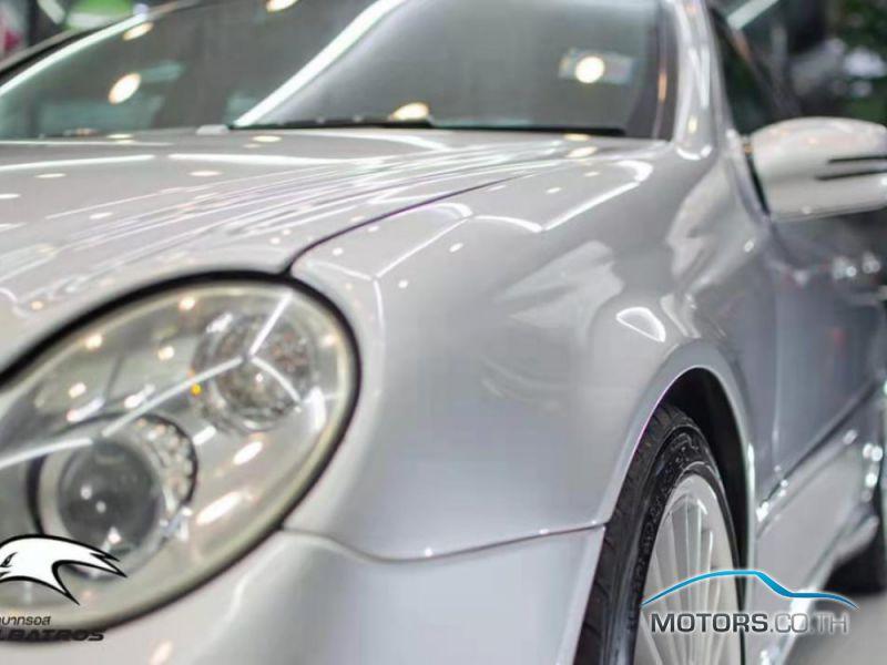 รถใหม่, รถมือสอง MERCEDES-BENZ C55 AMG (2002)