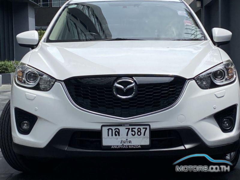 รถใหม่, รถมือสอง MAZDA CX-5 (2014)