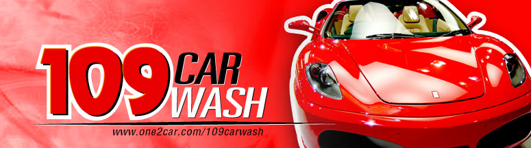 109 CAR WASH