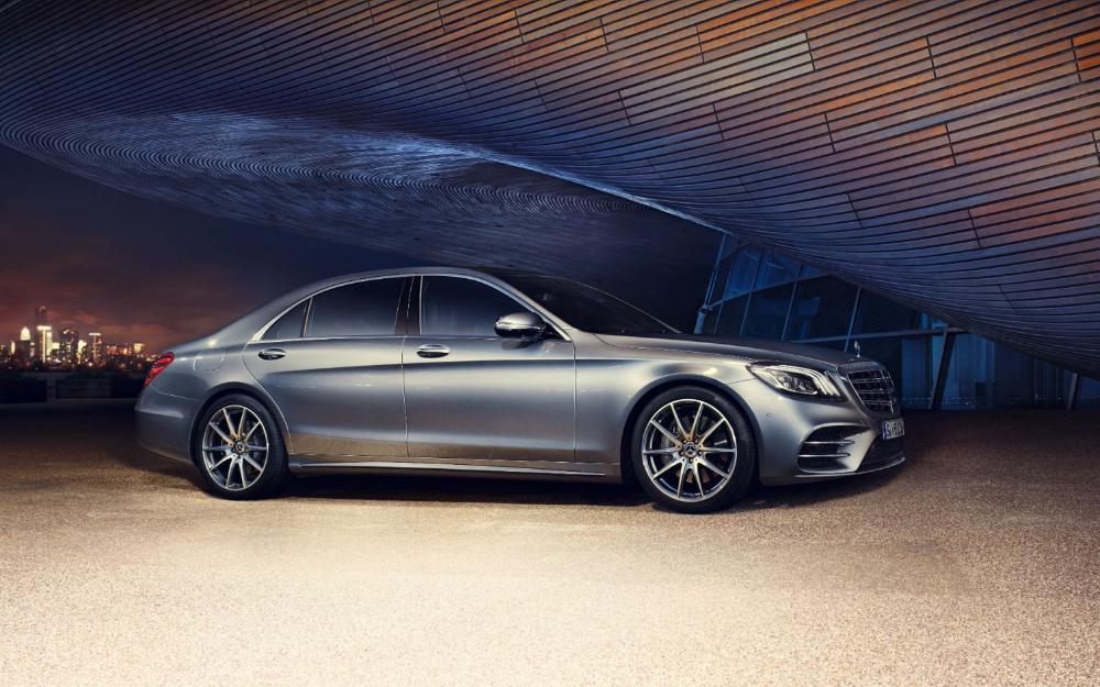 All-new Mercedes-Benz S-Class (W23)