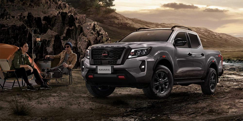 All-New Nissan Frontier