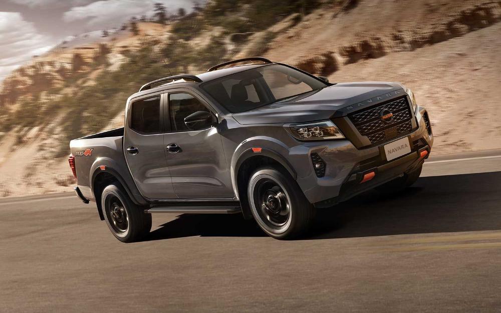 ใหม่ All-New Nissan Frontier / Navara