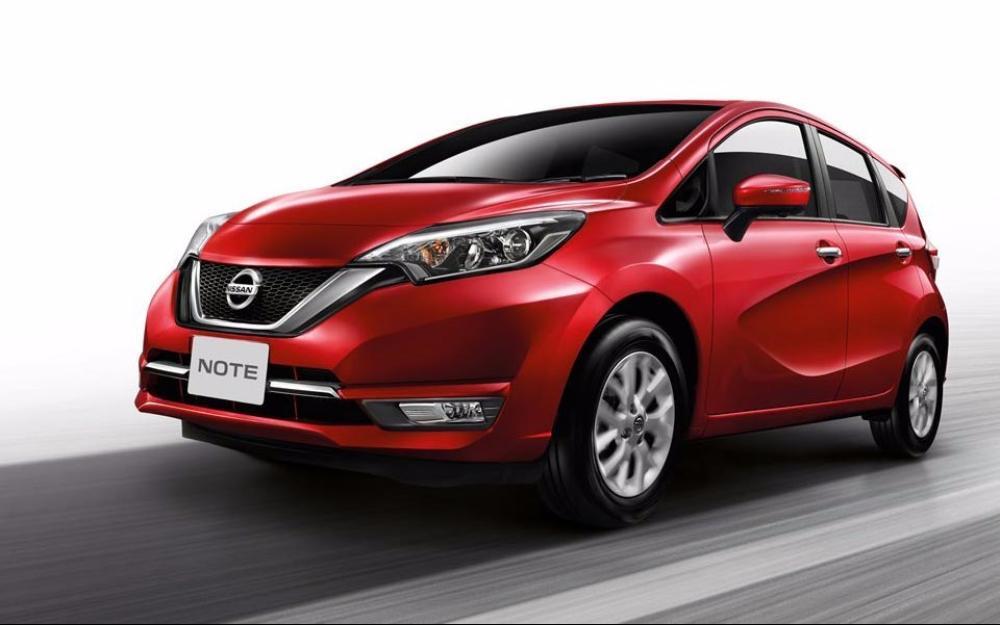 ใหม่ All-New Nissan Note 2017