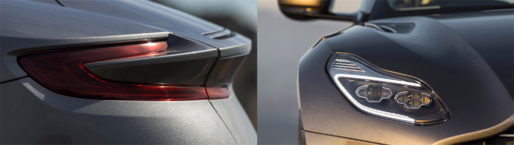 Aston Martin DB11 2017 พันธุ์ดุมาดผู้ดี