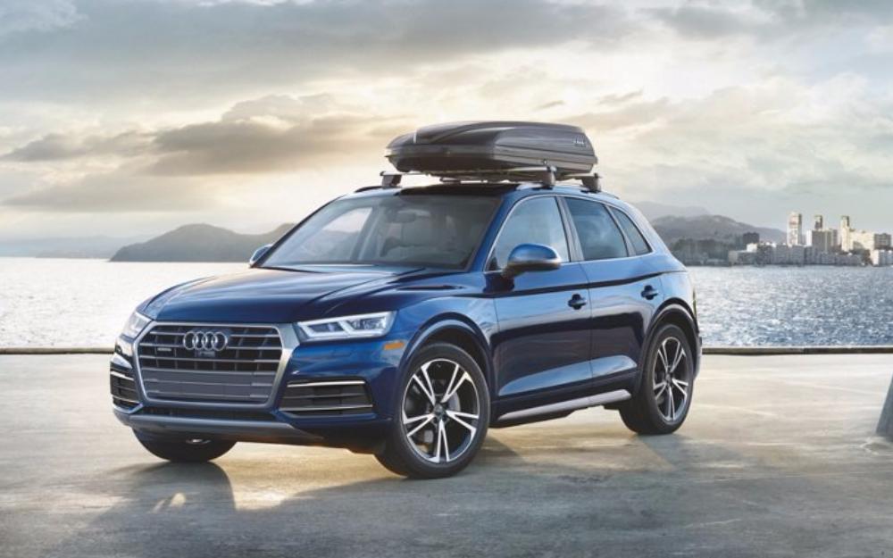 Audi Q5 โฉมใหม่ 2018