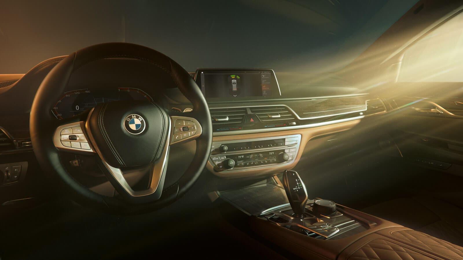 BMW 730Ld/745Le xDrive M Sport