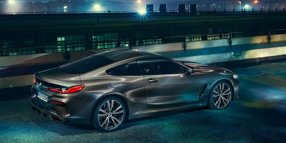 BMW 8 SERIES 2018