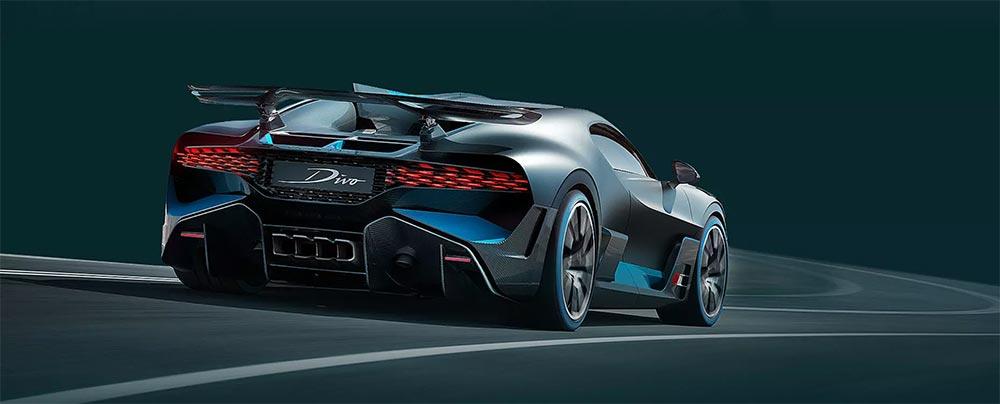 Bugatti Divo 2018 Review