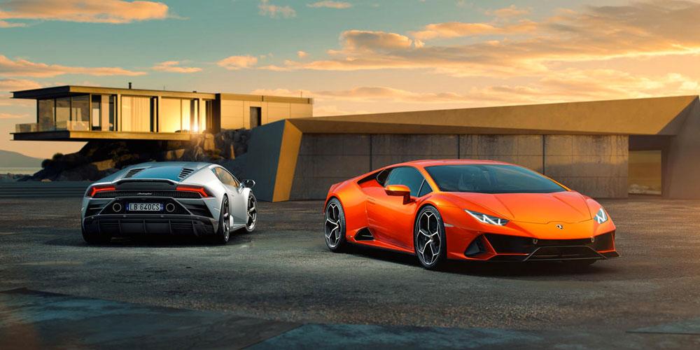 Lamborghini Huracan EVO 2020