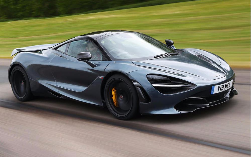 McLaren 720S ใหม่ 2018