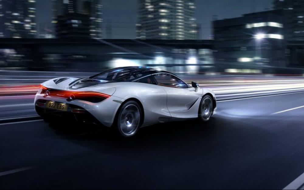 McLaren 720S ใหม่