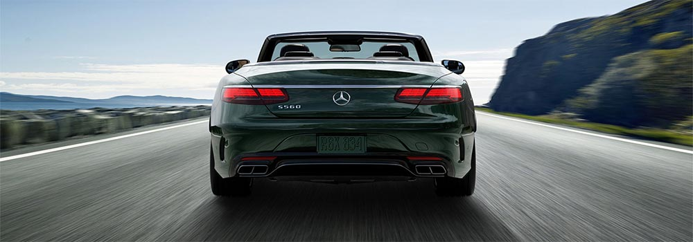 Mercedes-Benz S 560 Coupe/Cabriolet 2018 Review