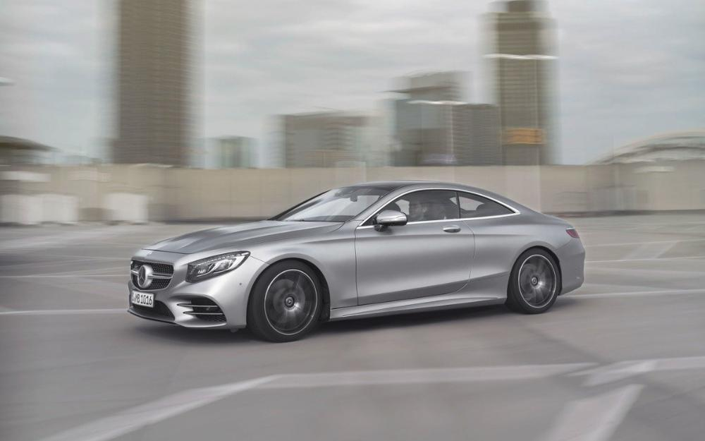 Mercedes Benz S 560 Coupe Cabriolet 2018 Review