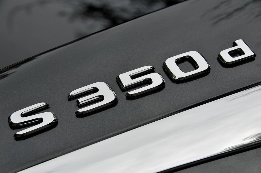 Mercedes-Benz S350d AMG Premium 2018