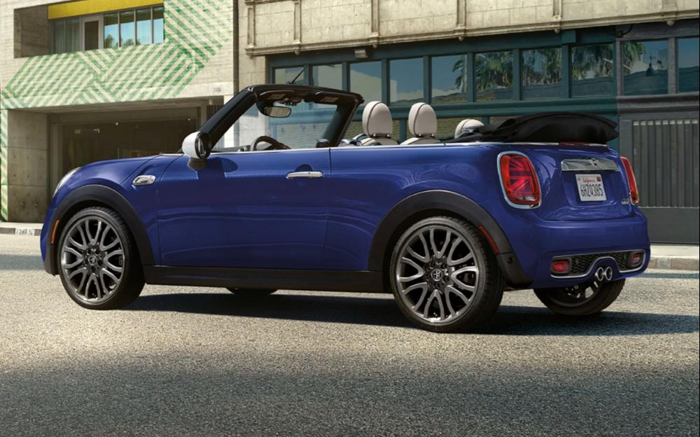 ใหม่ Mini Hatch Convertible 2018