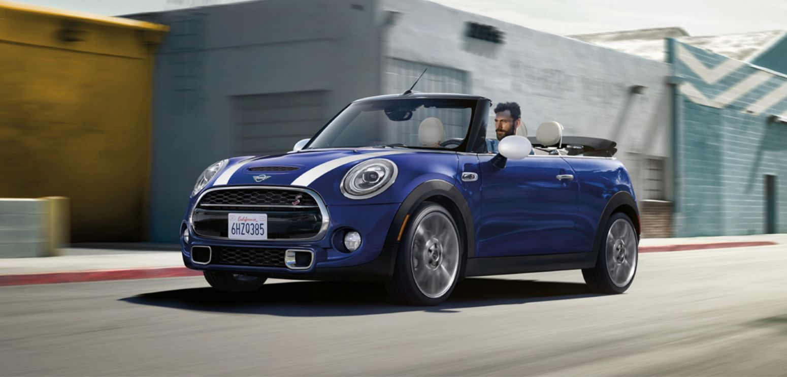 MINI HATCH CONVERTIBLE 2018