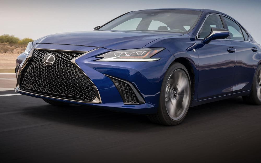New Lexus ES 2019 Review