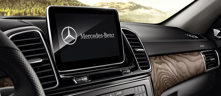New mercedes benz gle 2017 for Mercedes benz latest technology