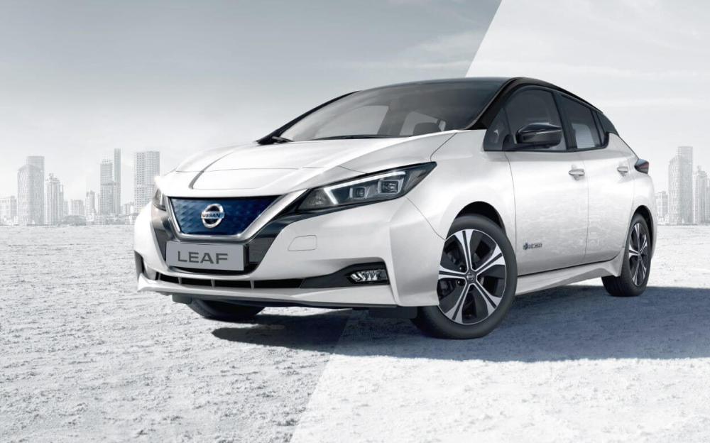 New Nissan Leaf EV