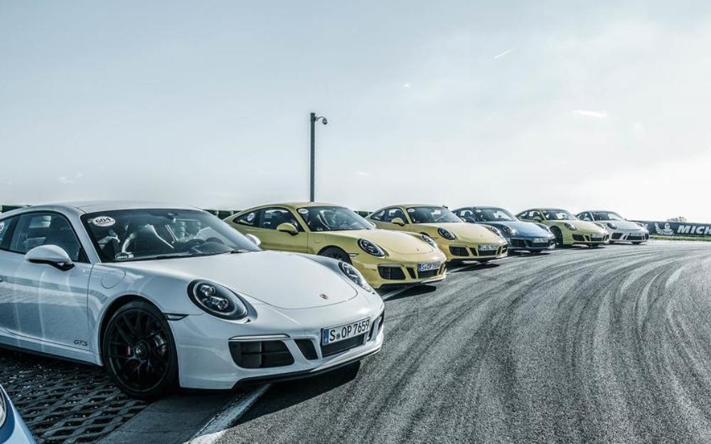 Porsche - Seventy Year Anniversary