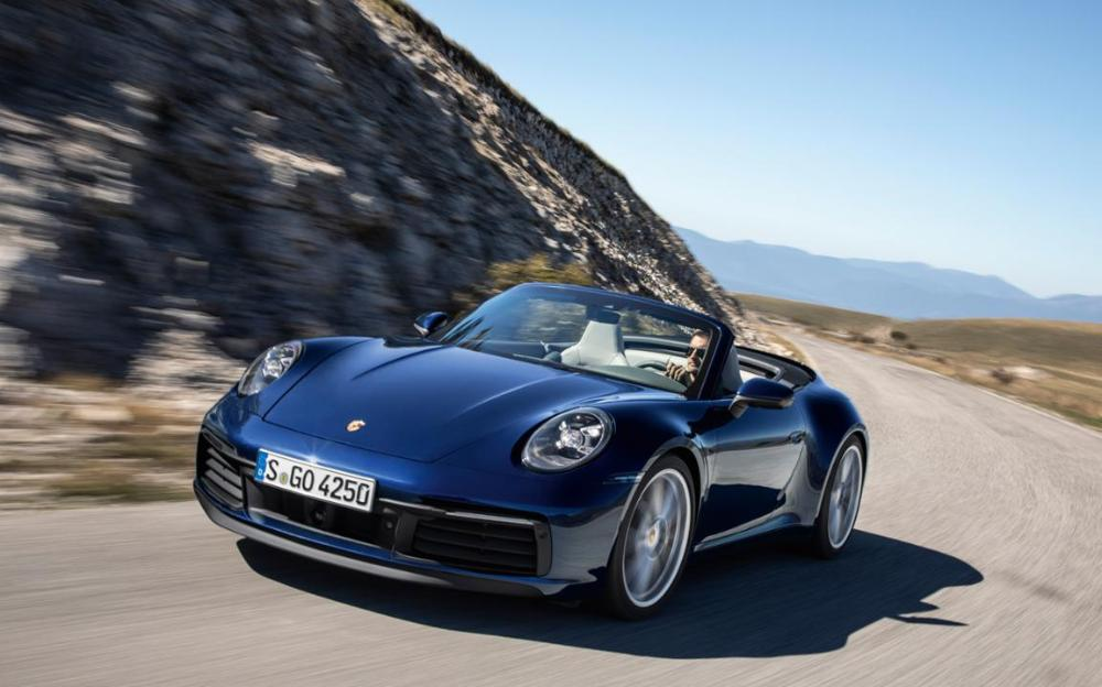 Porsche 911 Cabriolet 2019 Review
