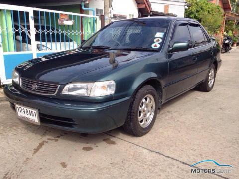 รถใหม่, รถมือสอง TOYOTA COROLLA (1999)