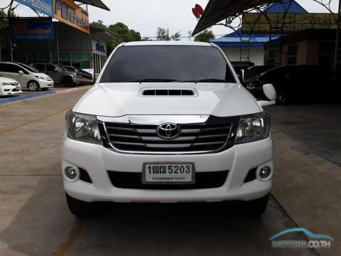 New, Used & Secondhand Cars TOYOTA HILUX VIGO CHAMP (2012)
