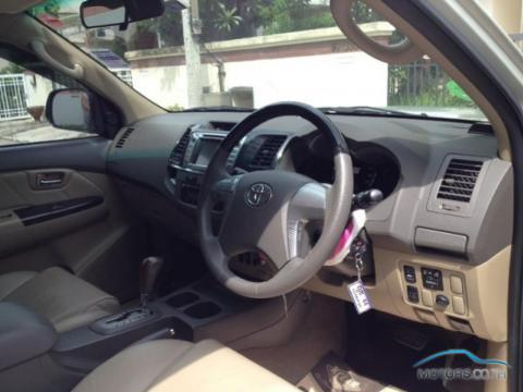 New, Used & Secondhand Cars TOYOTA FORTUNER (2012)