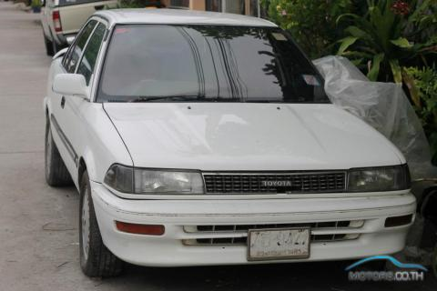 New, Used & Secondhand Cars TOYOTA COROLLA (1991)