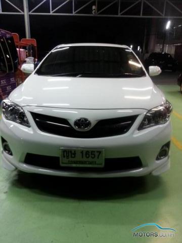รถใหม่, รถมือสอง TOYOTA ALTIS (2011)