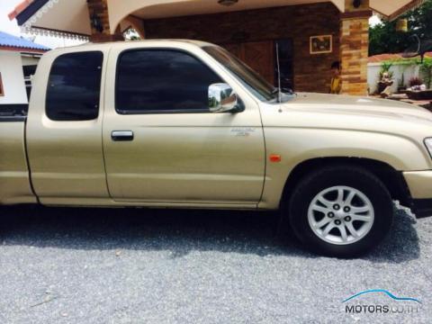 รถใหม่, รถมือสอง TOYOTA HILUX TIGER D4D (2003)