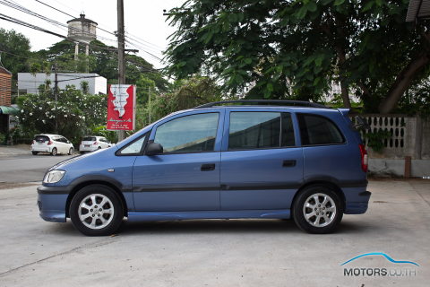 Secondhand CHEVROLET ZAFIRA (2004)