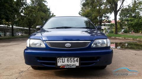 New, Used & Secondhand Cars TOYOTA SOLUNA (2000)
